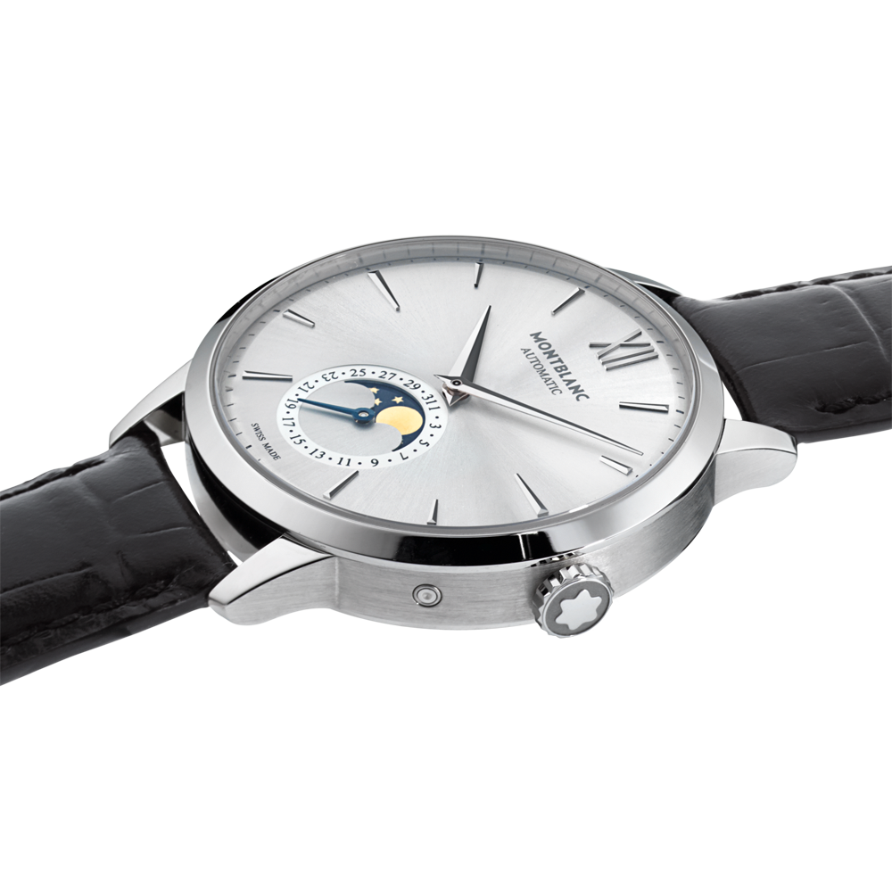 859f9ea4e68 Montblanc Heritage Spirit Moonphase Ident No  U0110699 - Jewels In ...