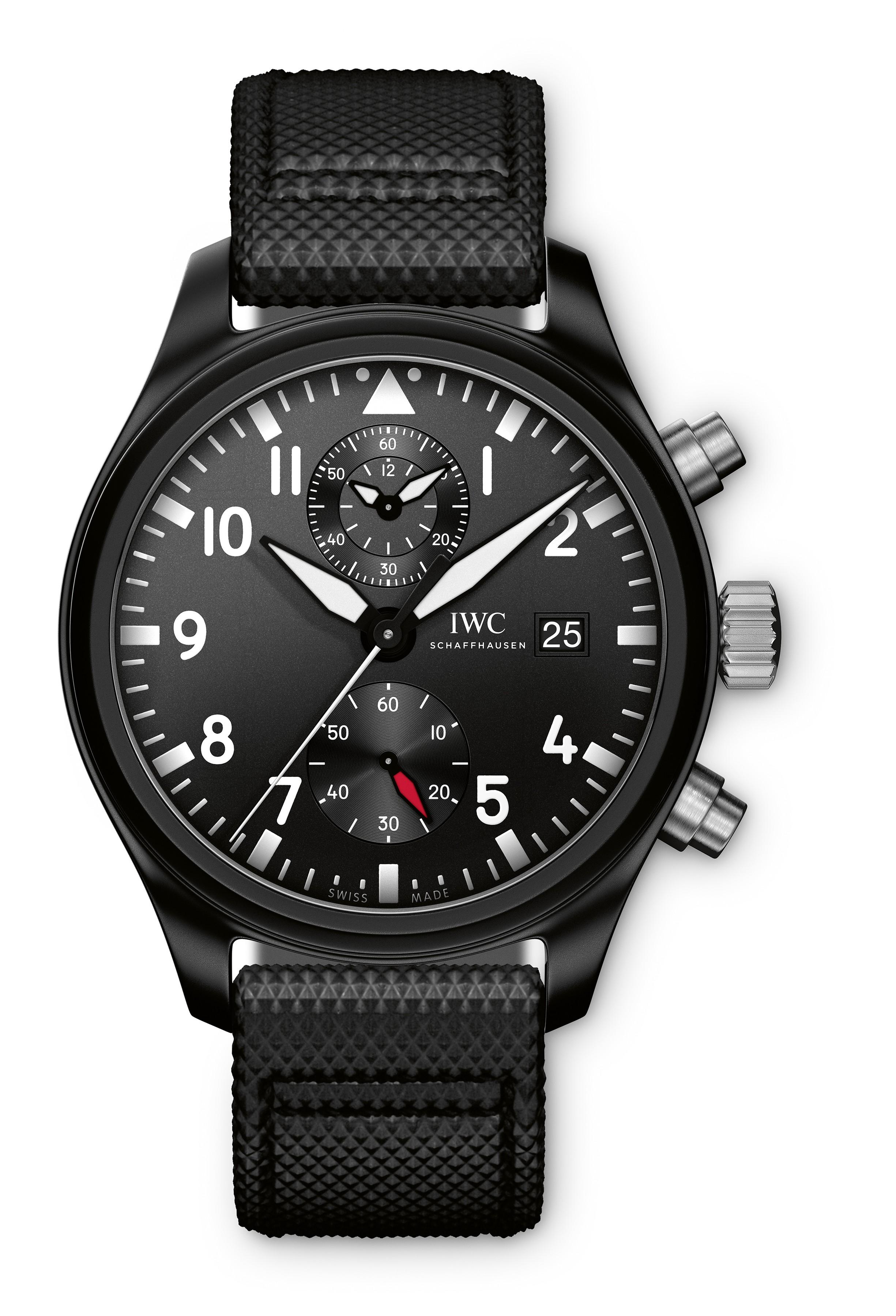 IWC Pilot's Watch Chronograph TOP GUN IW389001