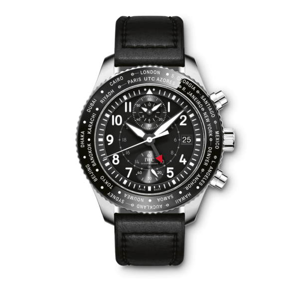 IW395001 Pilot's Watch Timezoner Chronograph_1470320