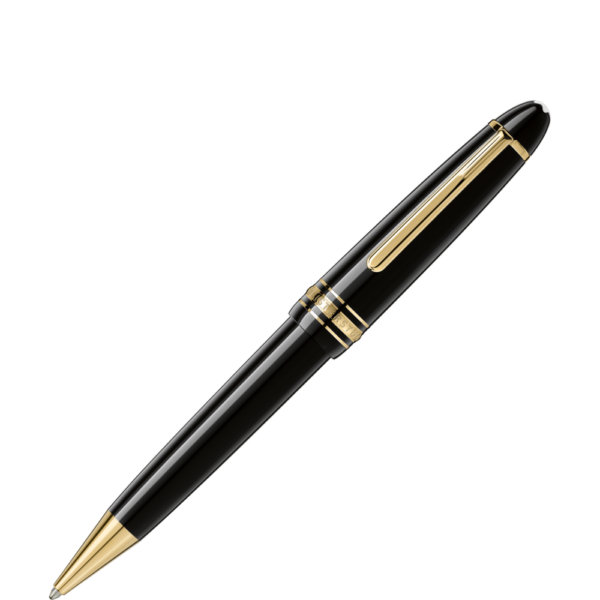 MeisterstÌ_ck Gold-Coated LeGrand Ballpoint Pen