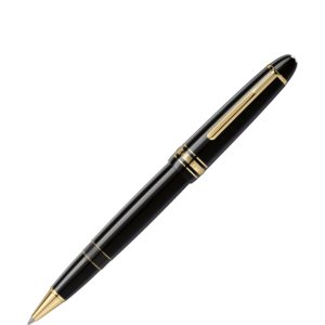 MeisterstÌ_ck Gold-Coated LeGrand Rollerball