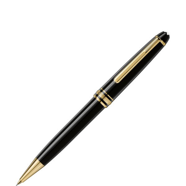 MeisterstÌ_ck Gold-Coated Classique Mechanical Pencil, 0.7 mm