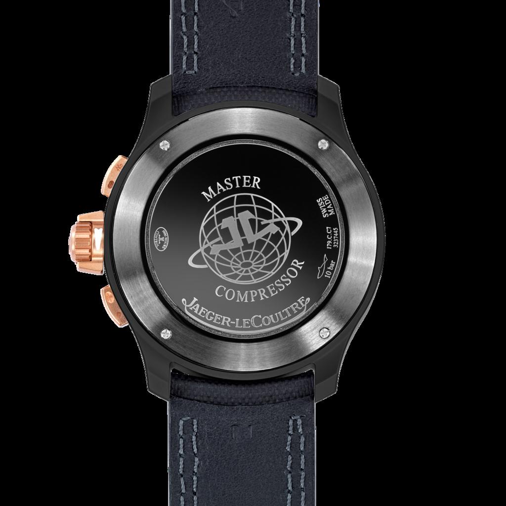 Jaeger-LeCoultre Master Compressor Chronograph Ceramic 205L570