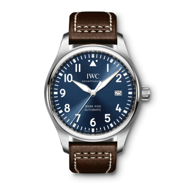 """IWC Pilot's Watch Mark XVIII Edition """"Le Petit Prince"""" IW327010 Front"""