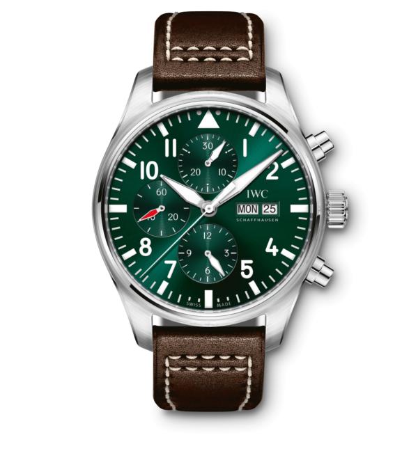 Pilot's Watch Chronograph Edition Racing Green
