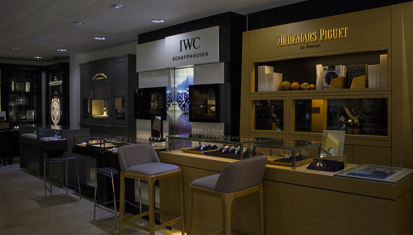 Audemars Piguet Showcase Jewels in Paradise