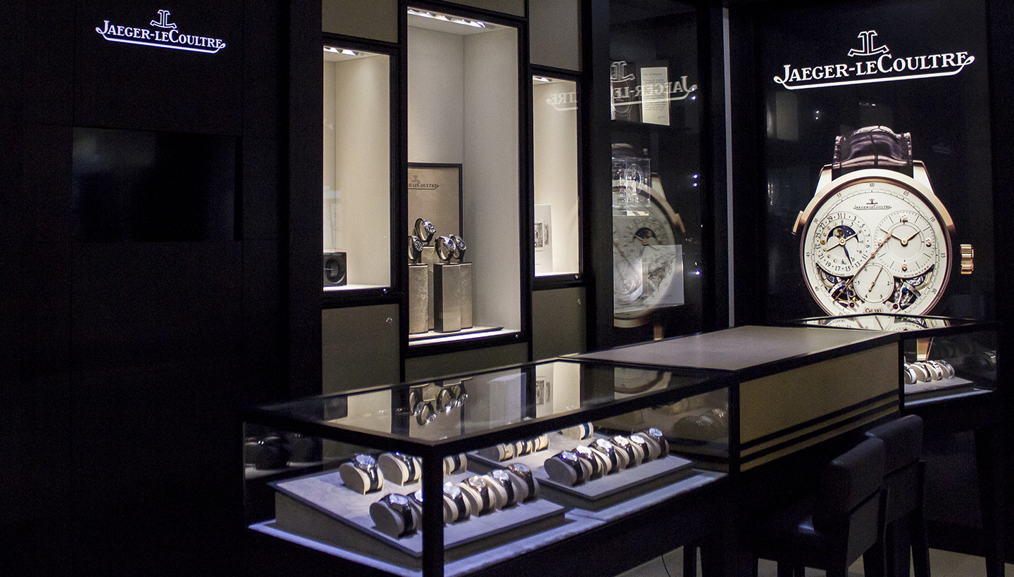 Jaeger-LeCoultre Showcase Jewels in Paradise