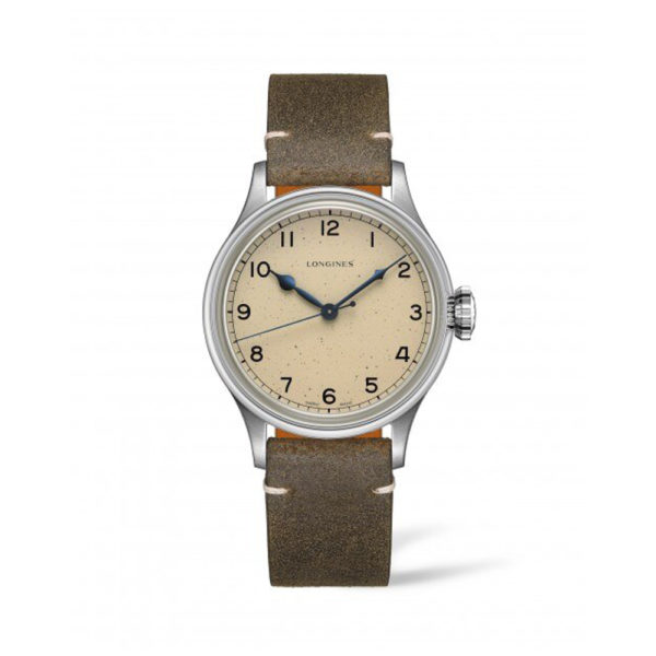 THE LONGINES HERITAGE MILITARY 38MM AUTOMATIC