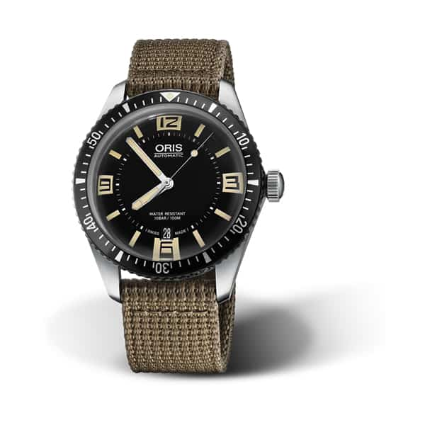 733 7707 4064-07 5 2 - Oris Divers Sixty-Five