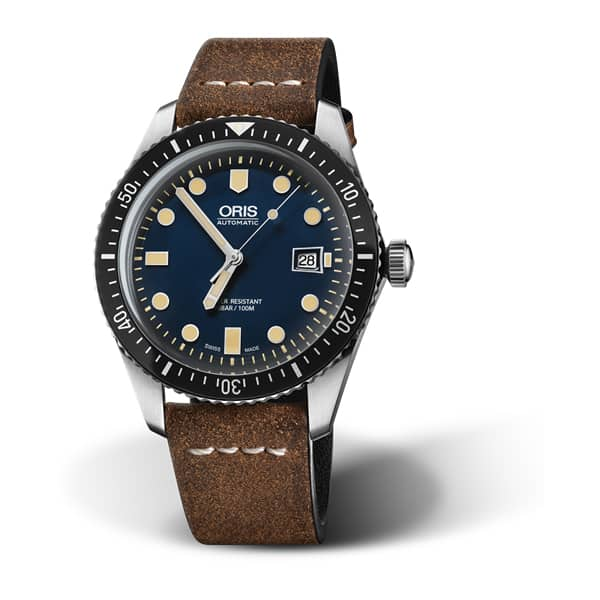 733 7720 4055-07 5 2 - Oris Divers Sixty-Five