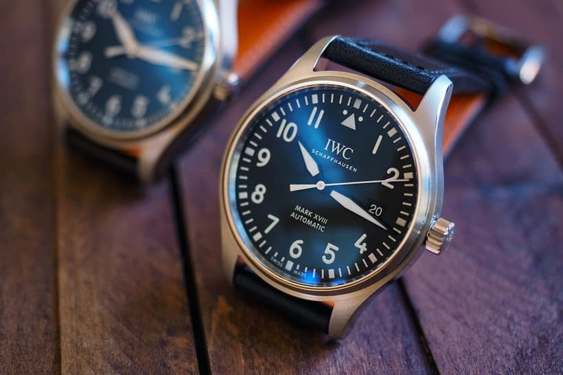 "IW327010 PILOT'S WATCH MARK XVIII EDITION ""LE PETIT PRINCE"" Lifestyle Watch"