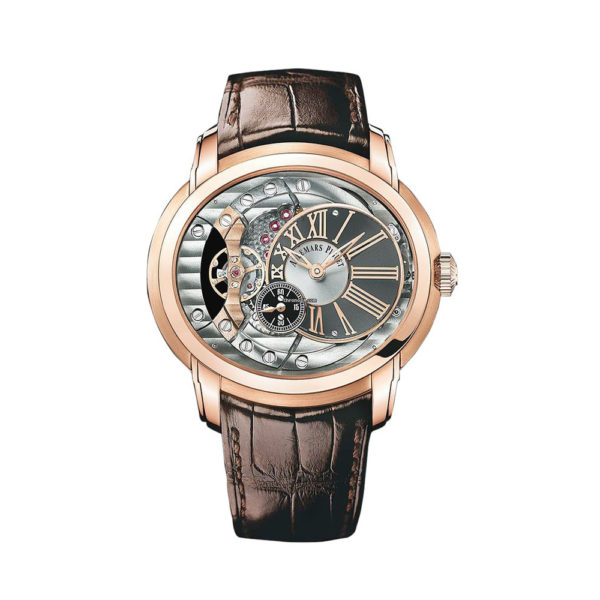 15350OR.OO.D093 - Audemars Piguet Millenary 4101 Rose Gold