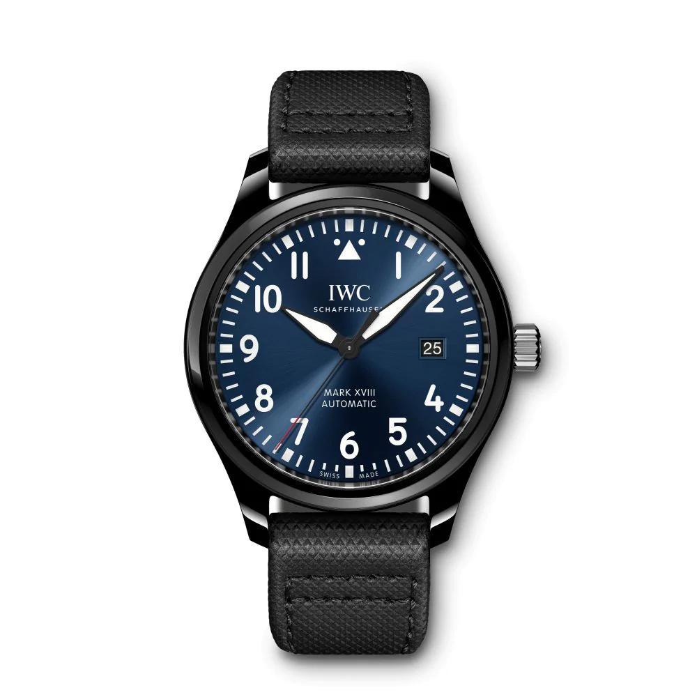 IW324703 - IWC Pilot's Watch Mark XVIII Edition Laureus Sport For Good Foundation