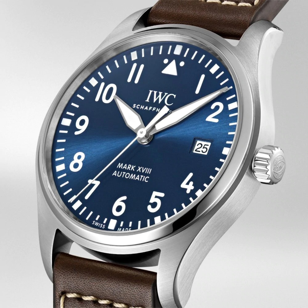 "IW327010 PILOT'S WATCH MARK XVIII EDITION ""LE PETIT PRINCE"" Stainless Steel"