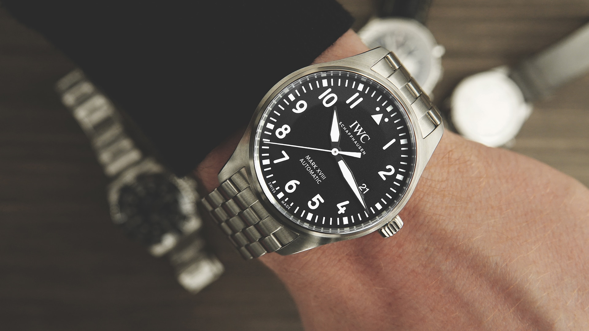 IW327015 PILOT'S WATCH MARK XVIII Lifestyle
