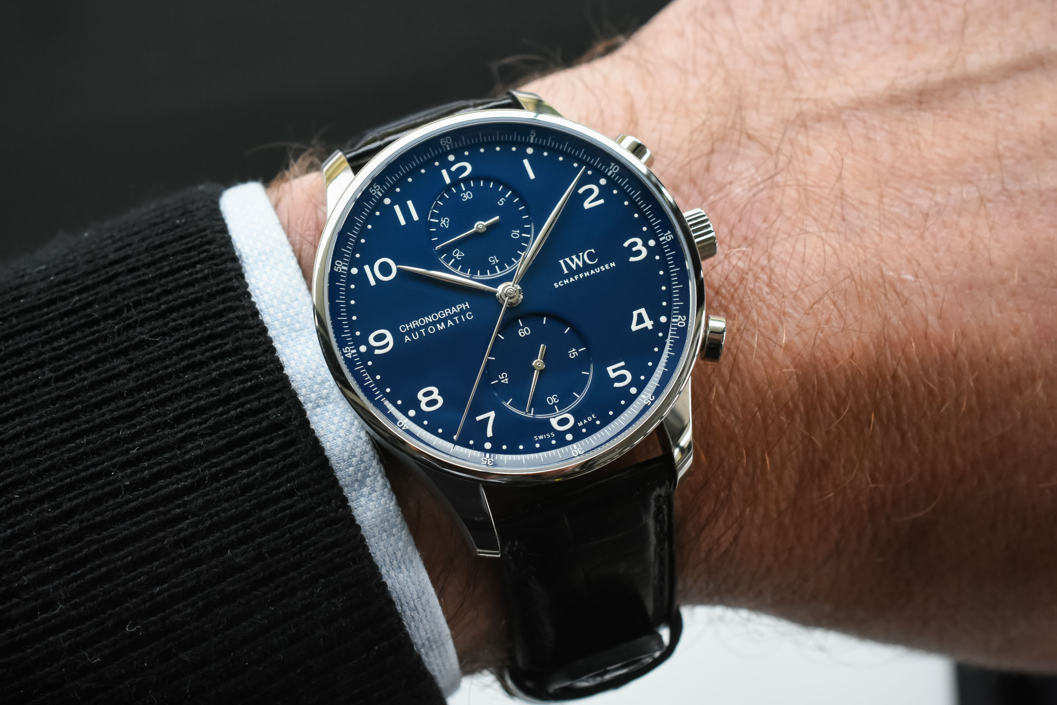 IWC-Portugieser-Chronograph-Edition-150-Years