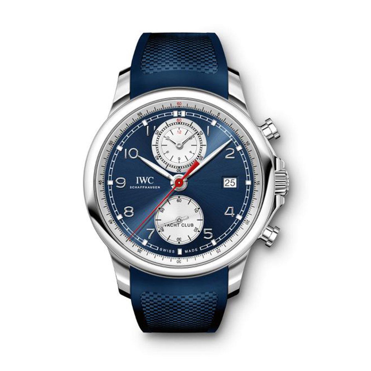 IW390507 - IWC Portugieser Yacht Club Chronograph