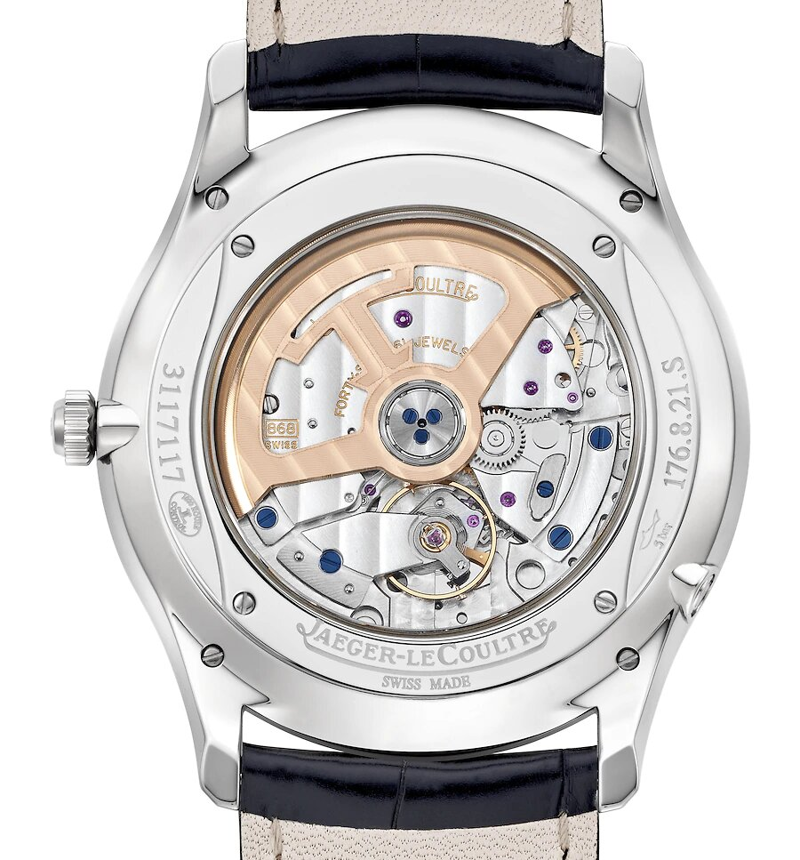 Q1308470 - Jaeger-LeCoultre Master Ultra Thin Perpetual