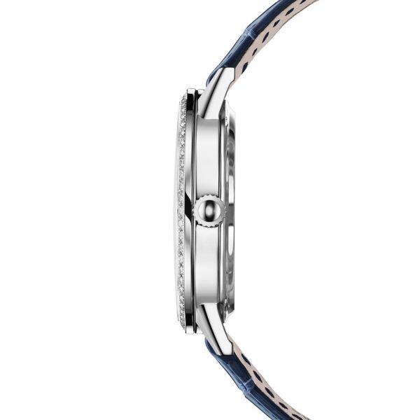 Q3448480 - Jaeger-LeCoultre Stainless Steel Blue Automatic Rendez-Vous
