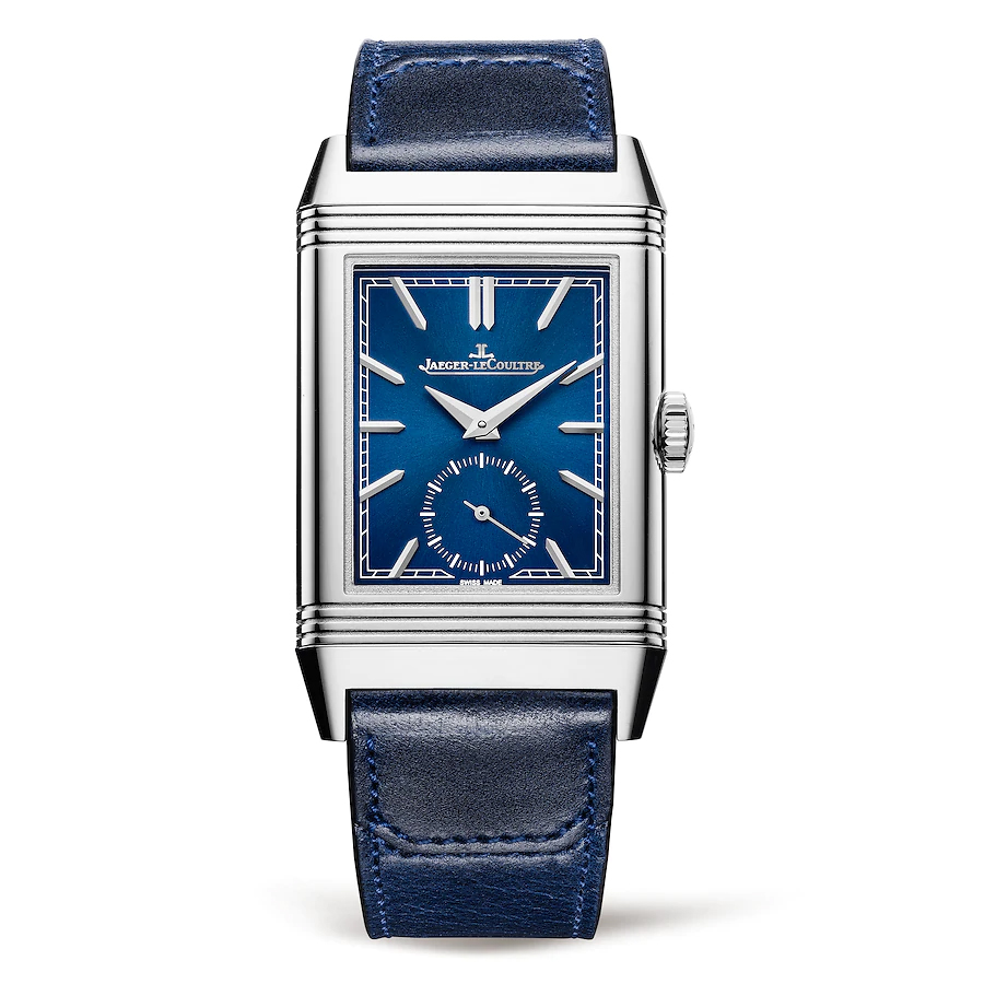 Q3978480 - Jaeger-LeCoultre Tribute Small Seconds Reverso