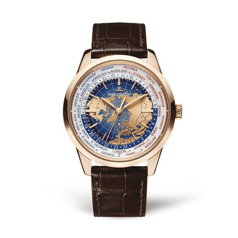 Q8102520 - Jaeger-LeCoultre Geophysic Universal Time