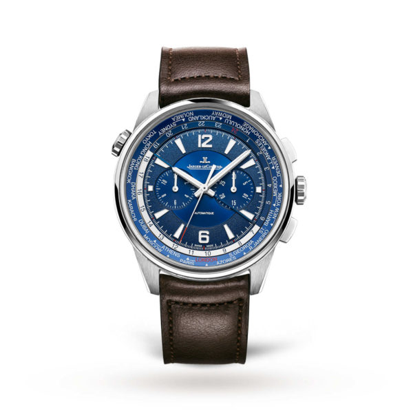 Q905T480 - Jaeger-LeCoultre Polaris Chronograph World Time