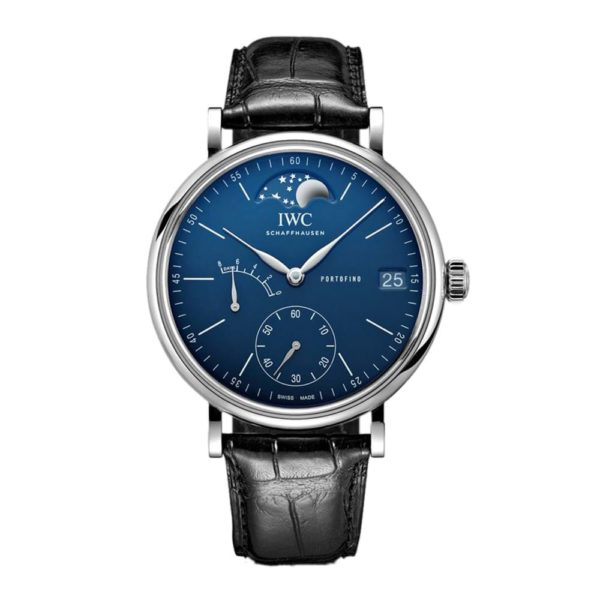 "IW516405 - IWC Portofino Hand-Wound Moon Phase Edition ""150 Years"""