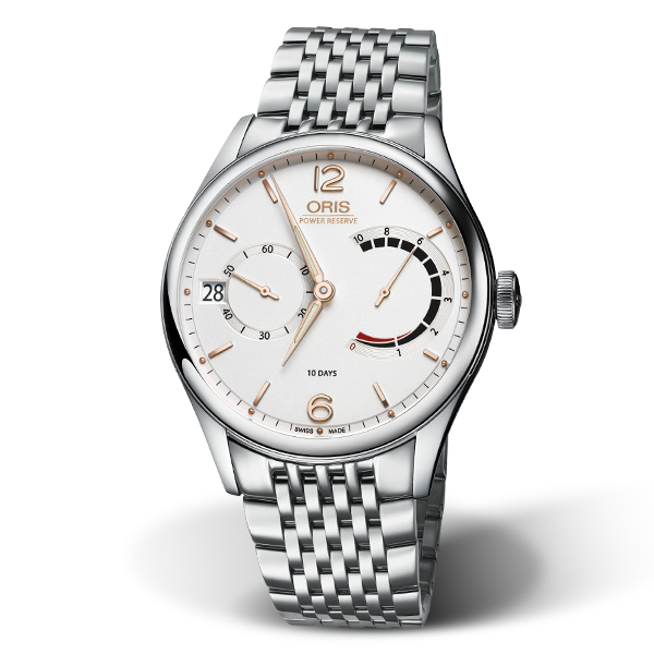 01 111 7700 4021-Set 8 23 79 — Oris Artelier Calibre 111