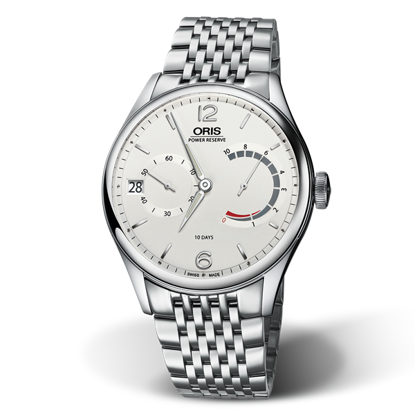 01 111 7700 4031-Set 8 23 79 — Oris Artelier Calibre 111