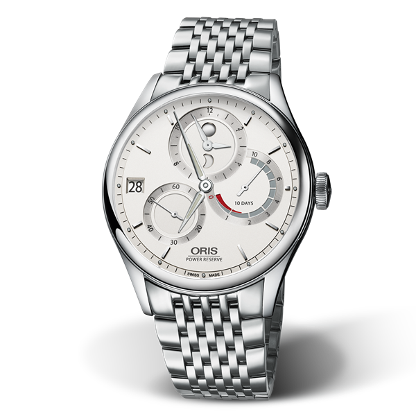 01 112 7726 4051-Set 8 23 79 — Oris Artelier Calibre 112