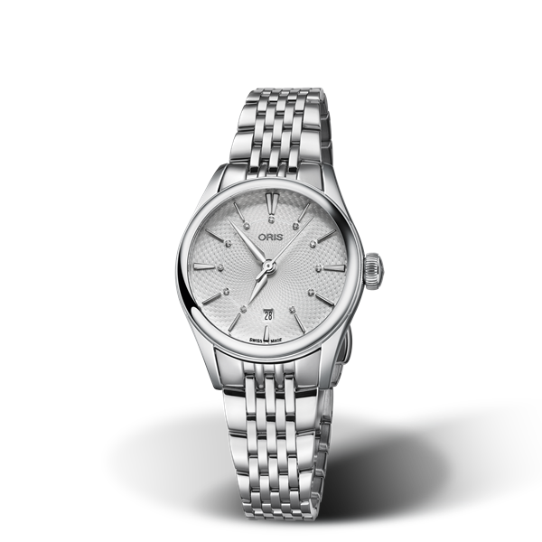 01 561 7722 4051-07 8 14 79 — Oris Artelier Date Diamonds