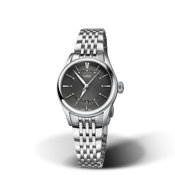 01 561 7722 4053-07 8 14 79 — Oris Artelier Date Diamonds