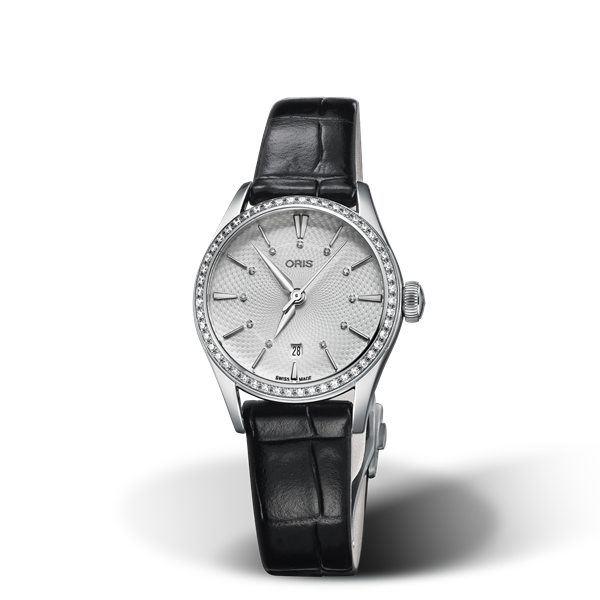 01 561 7722 4951-07 5 14 64FC — Oris Artelier Date Diamonds