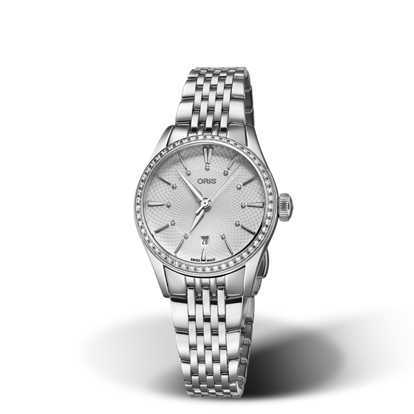 01 561 7722 4951-07 8 14 79 — Oris Artelier Date Diamonds