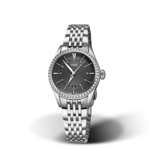 01 561 7722 4953-07 8 14 79 — Oris Artelier Date Diamonds