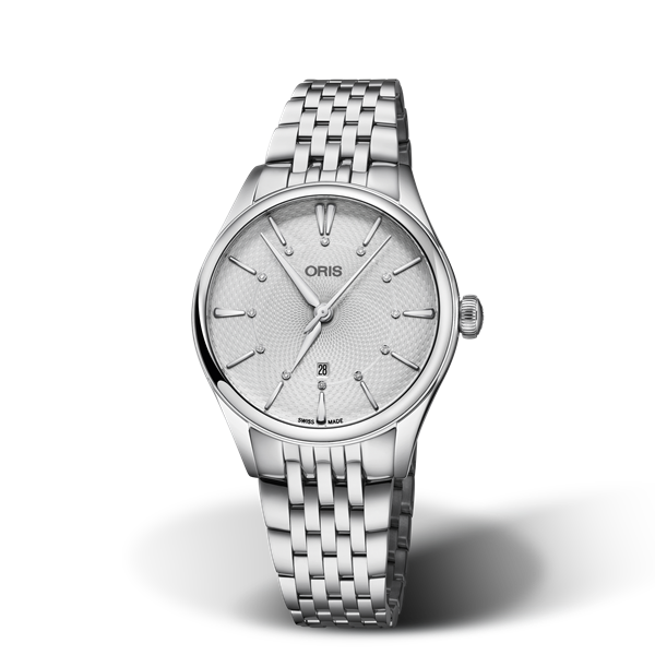 01 561 7724 4051-07 8 17 79 — Oris Artelier Date Diamonds