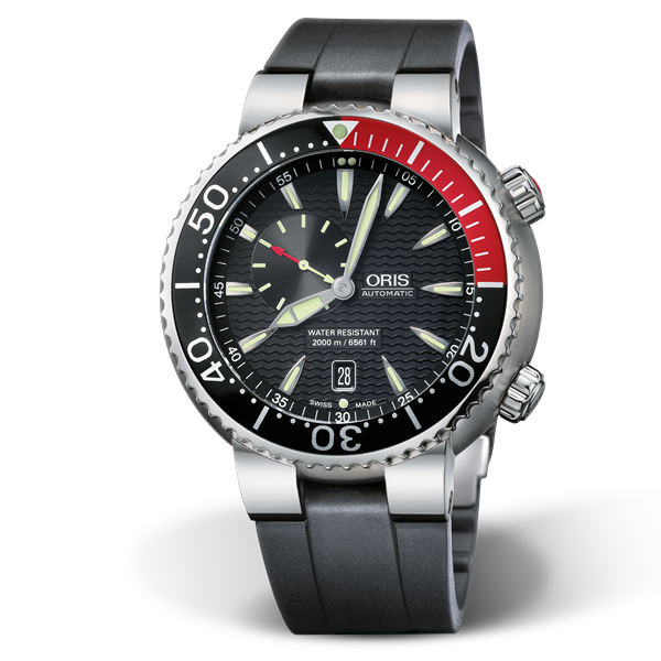 01 643 7584 7154-Set — Oris Carlos Coste Limited Edition