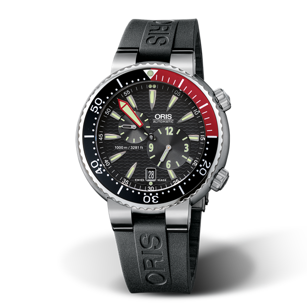 "01 649 7541 7164-Set — Oris Regulateur ""Der Meistertaucher"""
