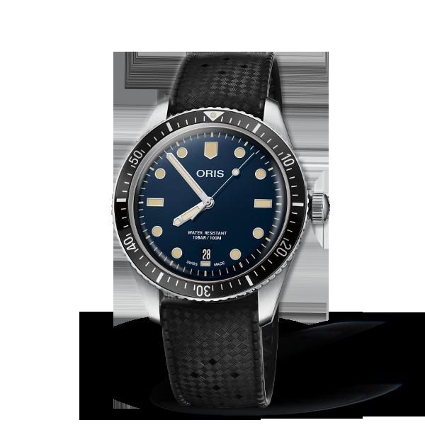 01 733 7707 4055-07 4 20 18 — Oris Divers Sixty-Five