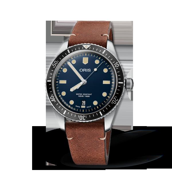 01 733 7707 4055-07 5 20 45 — Oris Divers Sixty-Five