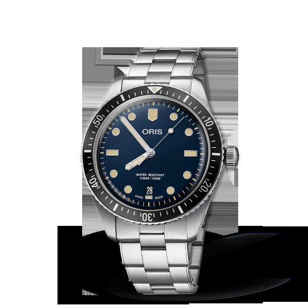 01 733 7707 4055-07 8 20 18 — Oris Divers Sixty-Five