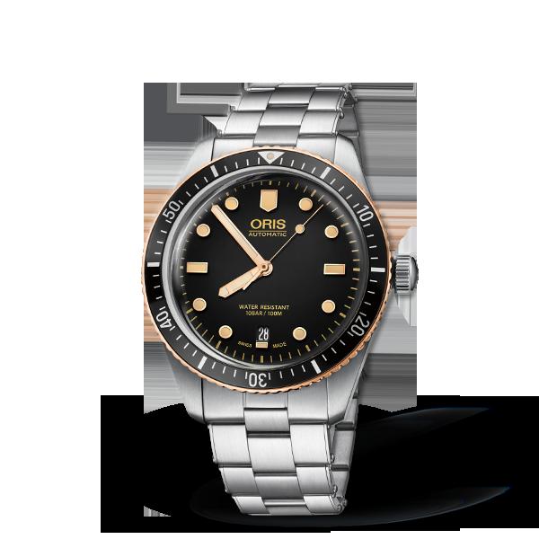 01 733 7707 4354-07 8 20 18 — Oris Divers Sixty-Five