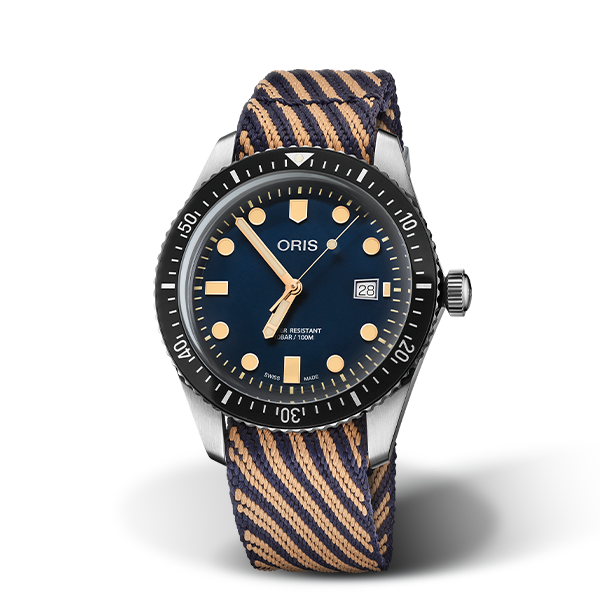 01 733 7720 4035-07 5 21 13 — Oris Divers Sixty-Five.