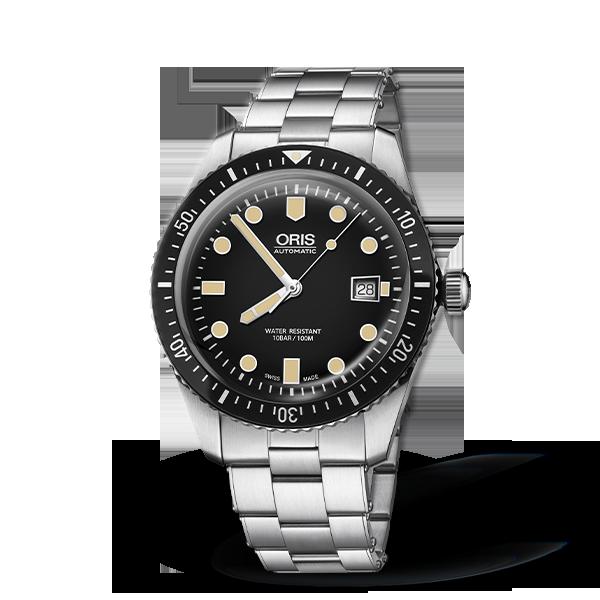 01 733 7720 4054-07 8 21 18 — Oris Divers Sixty-Five