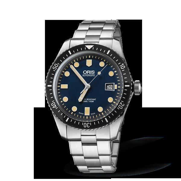 01 733 7720 4055-07 8 21 18 — Oris Divers Sixty-Five