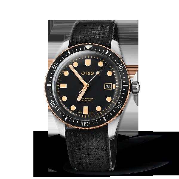 01 733 7720 4354-07 4 21 18 — Oris Divers Sixty-Five