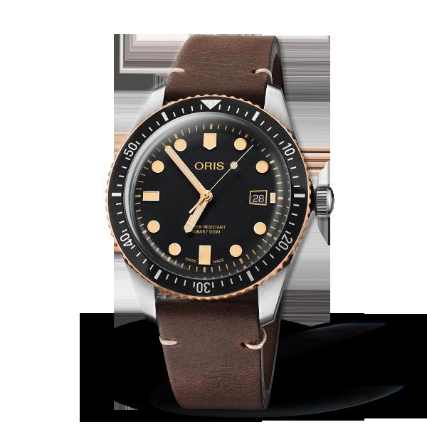 01 733 7720 4354-07 5 21 44 — Oris Divers Sixty-Five