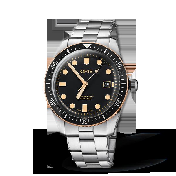 01 733 7720 4354-07 8 21 18 — Oris Divers Sixty-Five