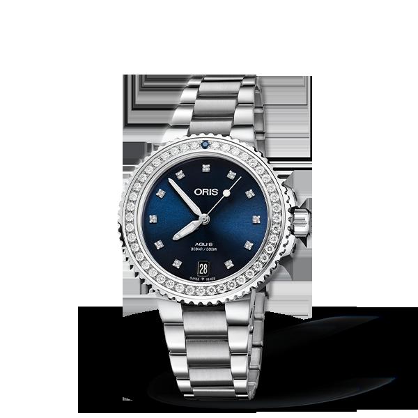 01 733 7731 4995-07 8 18 05P — Oris Aquis Date Diamonds