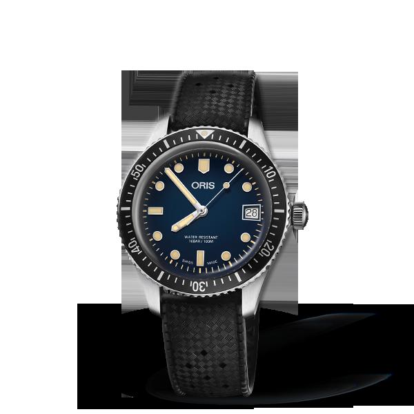 01 733 7747 4055-07 4 17 18 — Oris Divers Sixty-Five